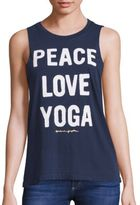 Spiritual Gangster Peace, Love & Yoga Tank
