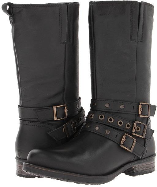 Eric Michael Cienna (Black) - Footwear