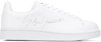 Y-3 Branded Low-Top Sneakers