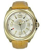 Tommy Hilfiger Classic Leather - Camel Women's watch #1781336