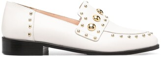 Tila March Positano studded loafers