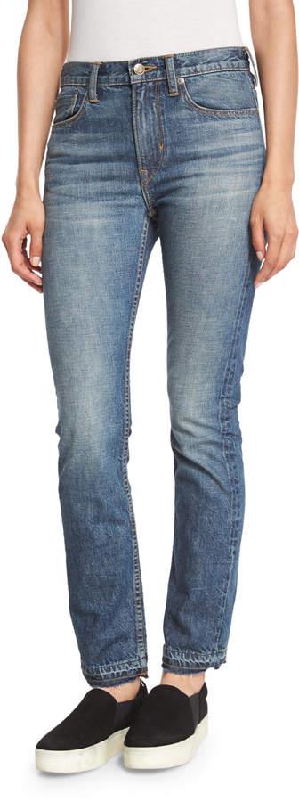 Vince Vintage Straight-Leg Jeans, Talmadge