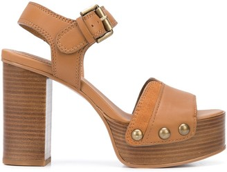 See by Chloe chunky-heel sandals