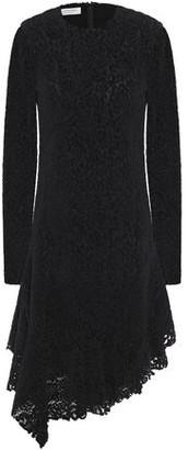 Philosophy di Lorenzo Serafini Asymmetric Guipure Lace Dress