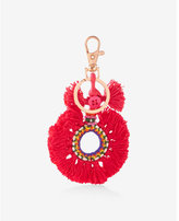 Express shiraleah roxy charm keychain