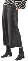 Topshop Women's Alphie Faux Leather Pants