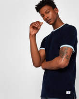 MUSCLE Towelling T-shirt