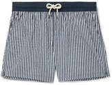 Atalaye Miramar Short-Length Printed Swim Shorts