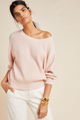 Anthropologie Chelsea Ribbed Sweater