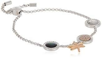 Emporio Armani Women Silver Hand Chain Bracelet EG3350040