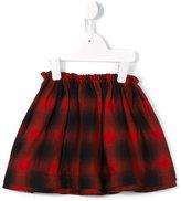 Anne Kurris - 'Trixy' check skirt - kids - Cotton - 6 yrs