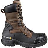 "Carhartt Men's CMC1259 10"" Safety Toe Pac Boot"