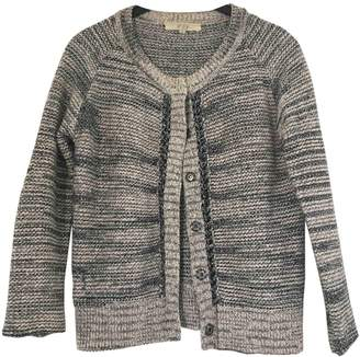 Vanessa Bruno Grey Cotton Knitwear for Women