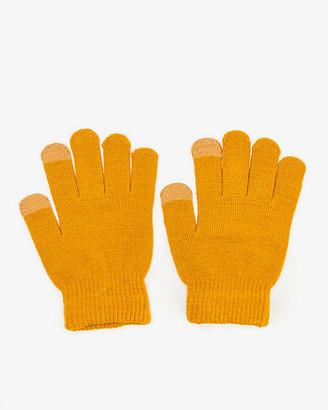 Le Château Knit Touchscreen Gloves
