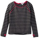 Splendid Classic Knit Long Sleeve Top (Little Girls)