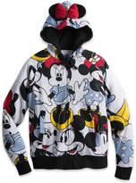 Disney Minnie Mouse Hooded Sweatshirt for Women