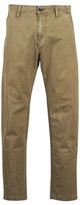 G Star Raw BRONSON STRAIGHT TAPERED CHINO men's Trousers in Beige