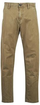 G Star Raw BRONSON STRAIGHT TAPERED CHINO men's Trousers in Beige