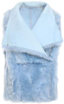 Yves Salomon Meteo By Reversible Shearling Vest
