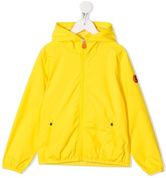 Save The Duck Kids Hooded Zipped Jacket