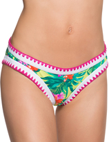 Betsey Johnson Lime Tropical Escape Hipster