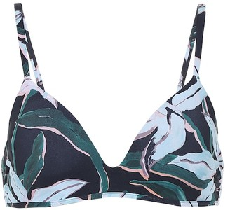 Tory Burch Floral bikini top