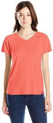 Dickies Women's Short Sleeve Knit T-Shirt
