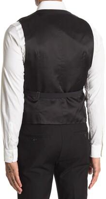 Reiss Belief Modern Fit Vest Suit Separates