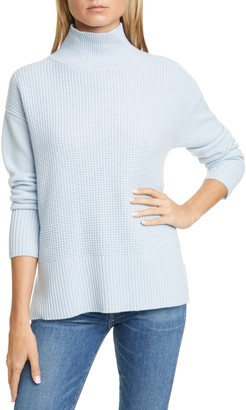 Nordstrom Signature Cashmere Tunic Sweater