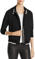 DKNY Long Sleeve Hooded Jacket