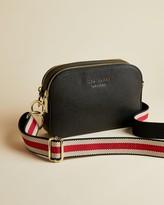 Ted Baker Leather Webbing Strap Camera Bag