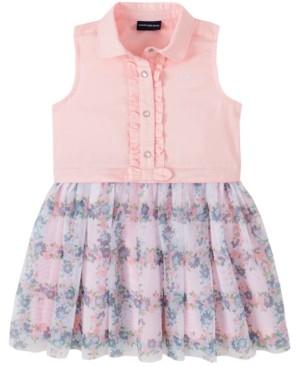 Calvin Klein Baby Girls Vest-Top Dress