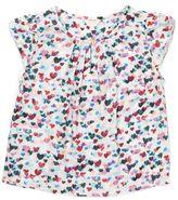 Jigsaw Girls Scattered Heart Print Top