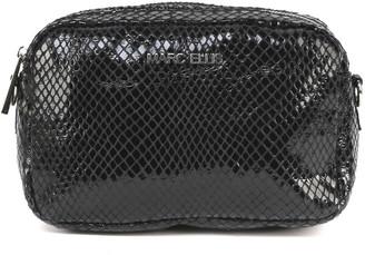 Marc Ellis Marylou Crossbody Bag In Laminated Effect Leather