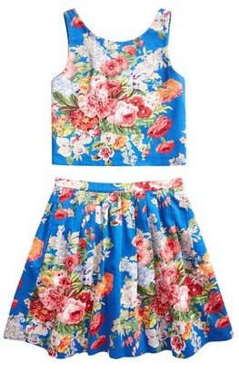 Ralph Lauren Skirt set