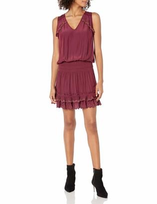 Ramy Brook Women's AMELDA Sleeveless Embellished Mini Dress