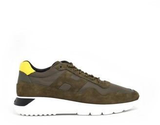 Hogan Sneakers Int.3 Tall Giallo Ver