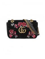 Gucci mini GG Marmont shoulder bag