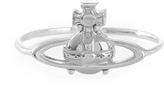 Vivienne Westwood Sterling Silver Suzie Ring