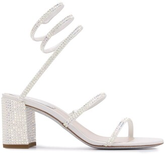 Rene Caovilla Cleo 75 sandals