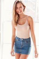 BDG Colette Denim Micro Mini Skirt
