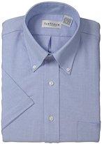 Van Heusen Men's Short-Sleeve Oxford Dress Shirt