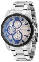 Police Stainless Steel 'matchcord' Multifunction Watch 14541jstb/13m