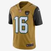 Nike NFL Jacksonville Jaguars Color Rush Limited Jersey (Denard Robinson) Men's Football Jersey