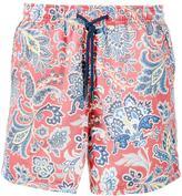 Etro paisley print swim shorts - men - Nylon - L