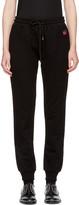 McQ by Alexander McQueen Black Slim Lounge Pants