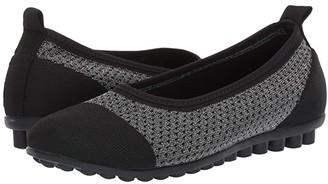 Bernie Mev. Bellisima (Black/Pewter) Women's Shoes