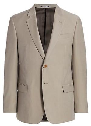 Emporio Armani Linen Sportcoat