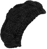San Diego Hat Company Women's Cable Knit Beret KNH3228