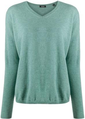 Aspesi V-Neck Knit Pullover